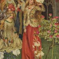 Eleanor Fortescue Brickdale - The Idylls of the King