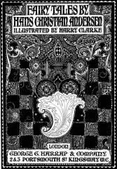 Harry Clarke - Hans Andersen Fairy Tales