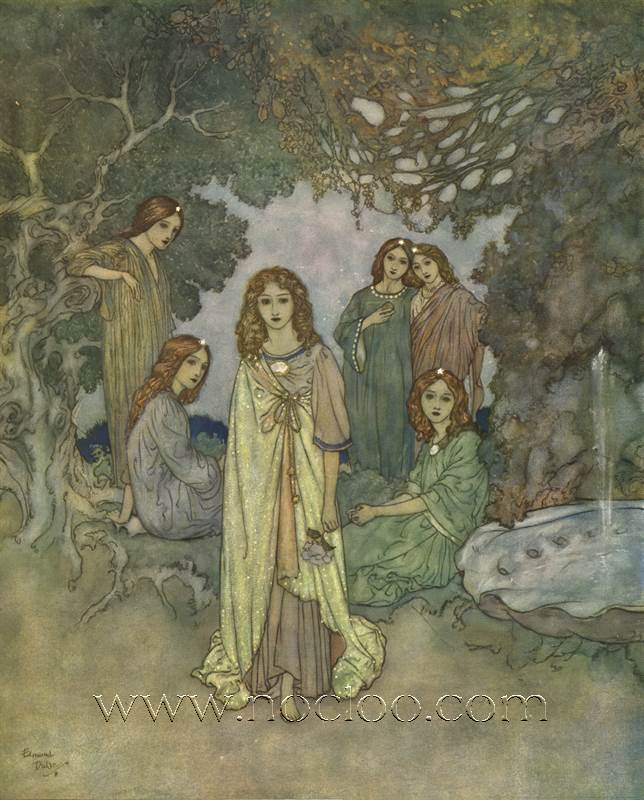 Golden Age Children S Book Illustrations Gallery