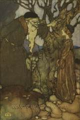 Edmund Dulac - Fairies I Have Met
