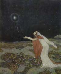 Edmund Dulac - Stealers of Light