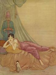 Thomas MacKenzie - Story of Hassan of Bagdad