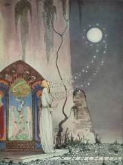 Kay Nielsen - East of the Sun, West of the Moon
