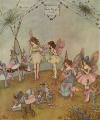 Ida Rentoul Outhwaite - Enchanted Forest