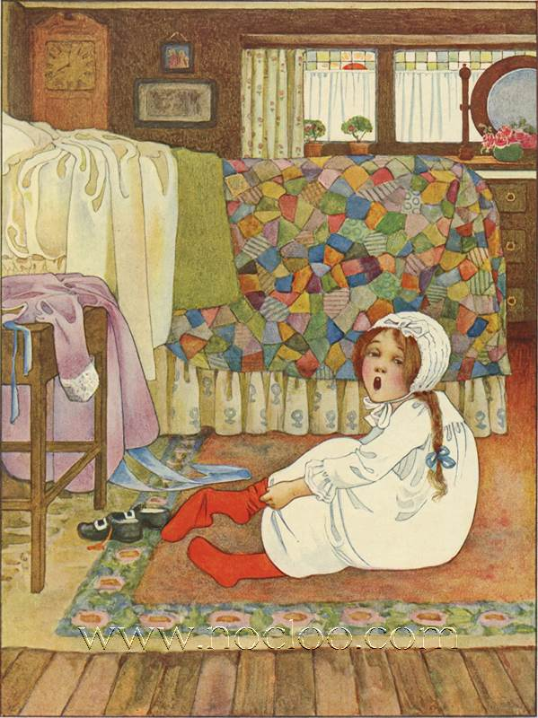 Millicent Sowerby Childhood 1907
