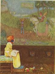 Millicent Sowerby - Childhood