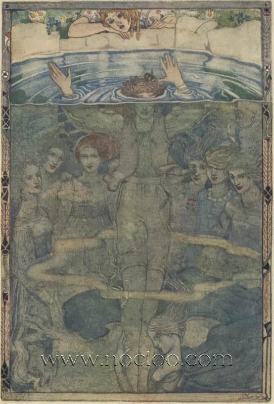 Cecile Walton Hans Andersen S Fairy Tales 1911