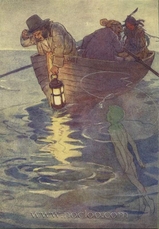 Alice B Woodward Peter Pan 1907