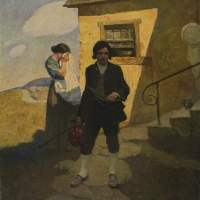 N.C. Wyeth - Treasure Island