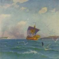 N.C. Wyeth - White Company