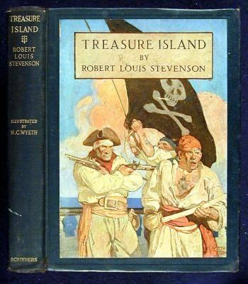 Treasure Island - N.C. Wyeth
