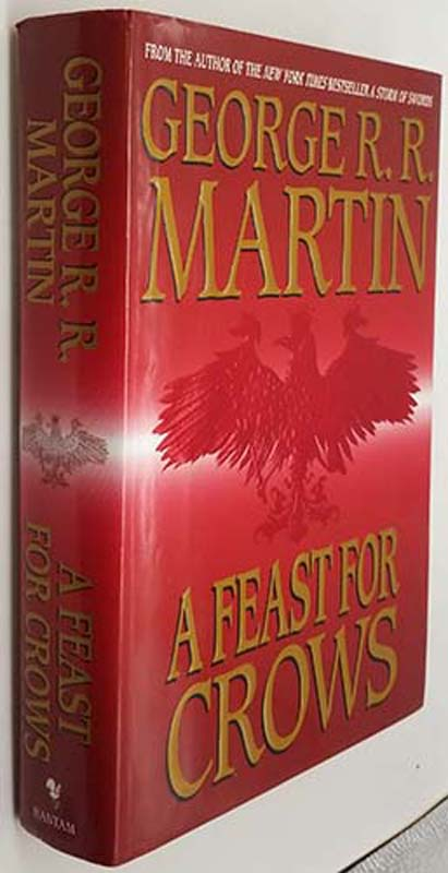 GRR Martin - A Feast for Crows 2005