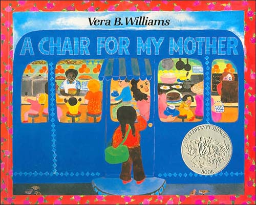 A Chair for my Mother - Vera Williams 1982