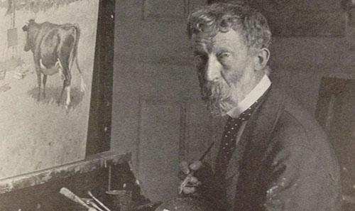 Arthur Burdett Frost