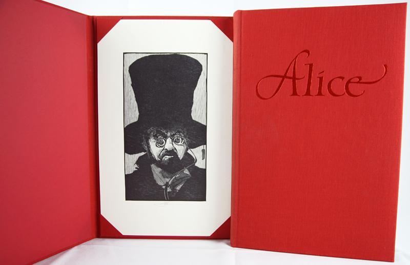 Alice In Wonderland Barry Moser