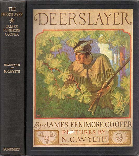 Deerslayer James Fenimore Cooper 1925