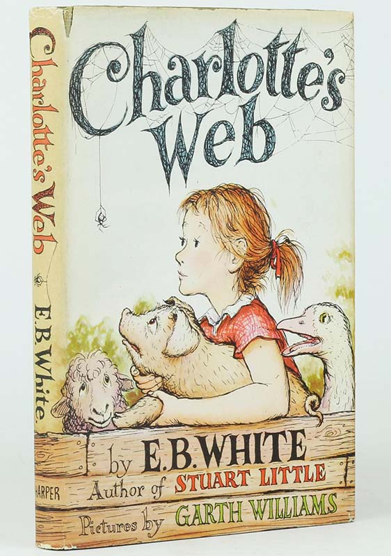 EB White Charlote Web