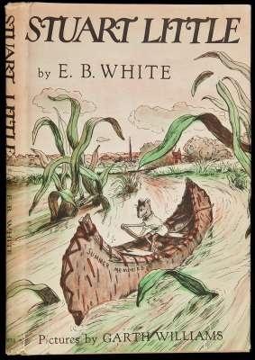 EB White Stuart Little