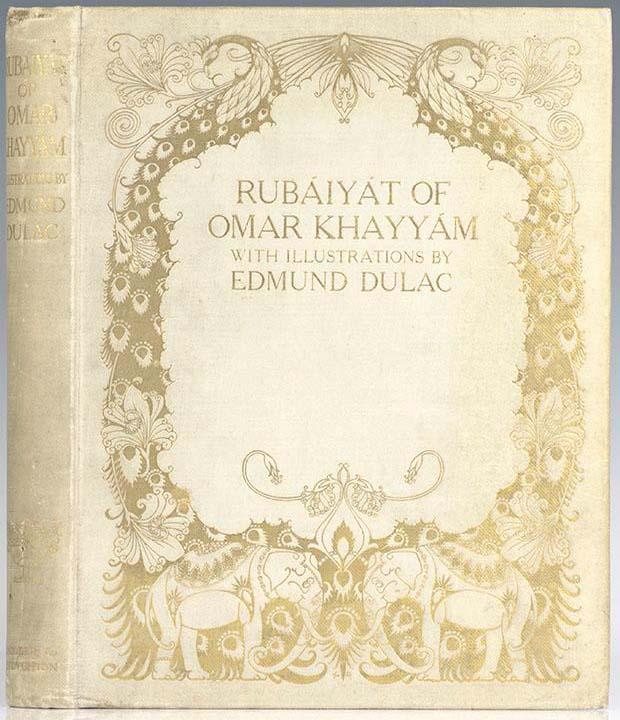 Edmund Dulac Rubaiyat Omar Khayyam 1909