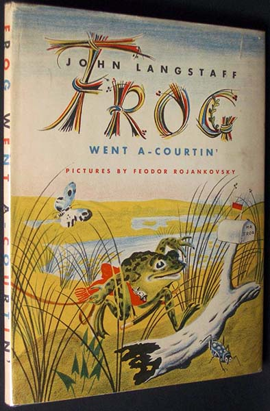 Frog went a Courting - Rojankovsky