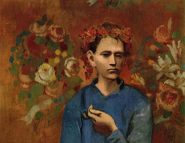 Garçon à La Pipe, Picasso 1905