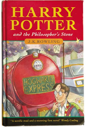 Harry Potter and the Phisolopher's Stone - J.K. Rowling 1997