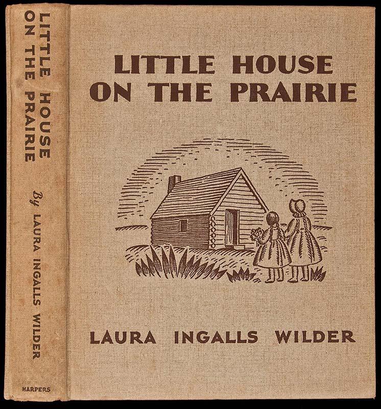 Laura Ingalls Wilder Little House Prairie