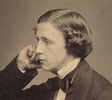 Lewis Carroll Self-Photo