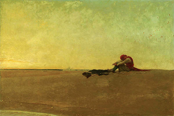 Marooned Howard Pyle