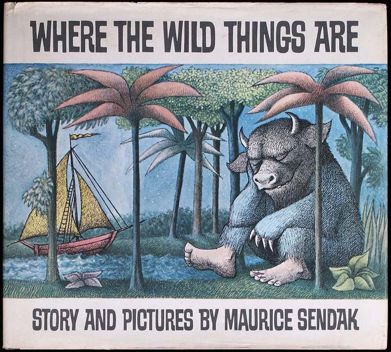 Maurice Sendak Where Wild Things Are