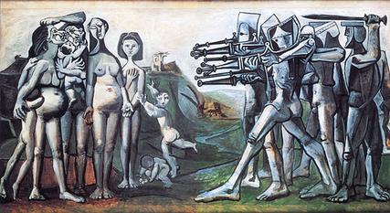 Picasso Massacre In Korea