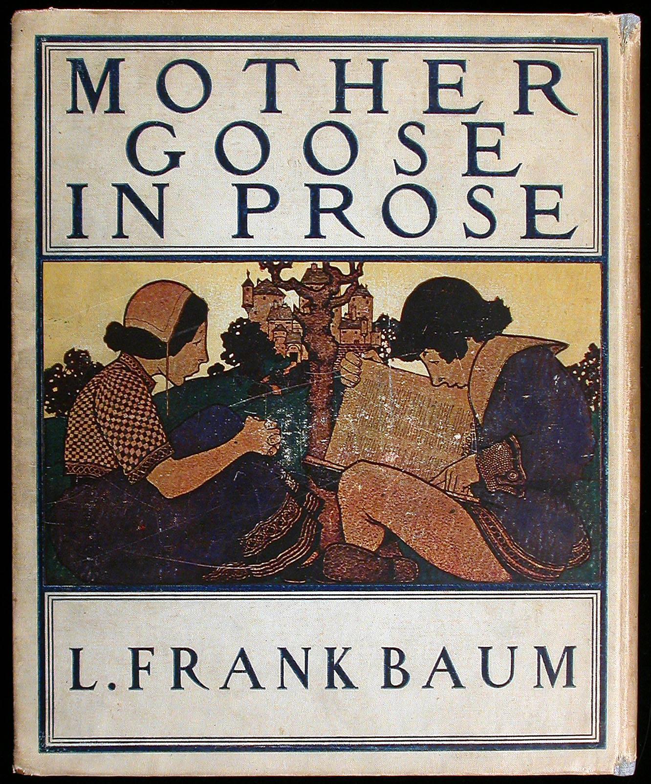 Baum Parrish Mother Goose in Prose