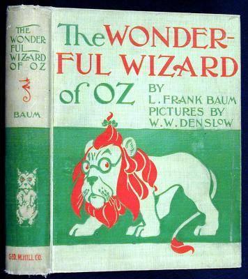 Frank Baum - Wizard Oz