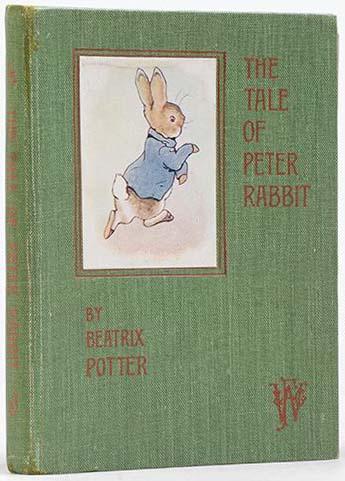 Beatrix Potter Tales Peter Rabbit