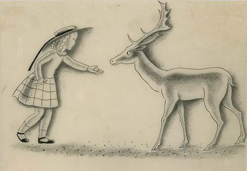 helen sewell - pony