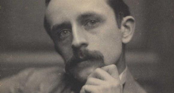 J.M. Barrie Portrait