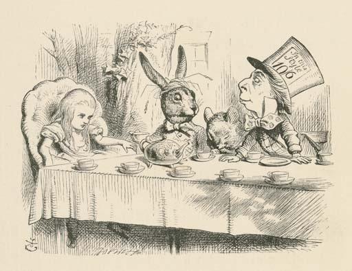 Alice Illustration - John Tenniel