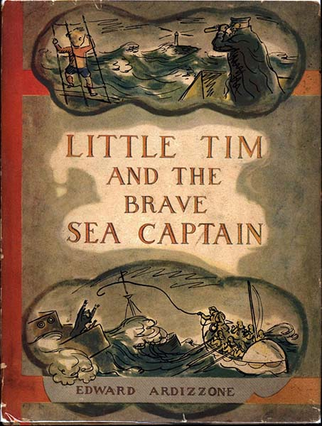 Little Tim And The Brave Sea Captain - Edward Ardizzone