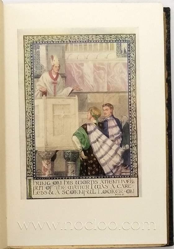 Maxwell Armfield - St Augustine 1909