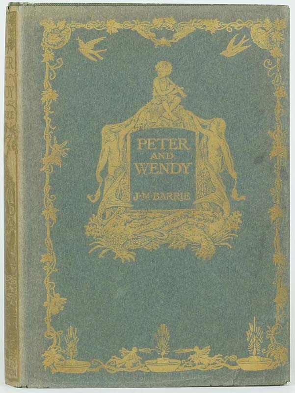 Peter And Wendy - J.M. Barrie 1911
