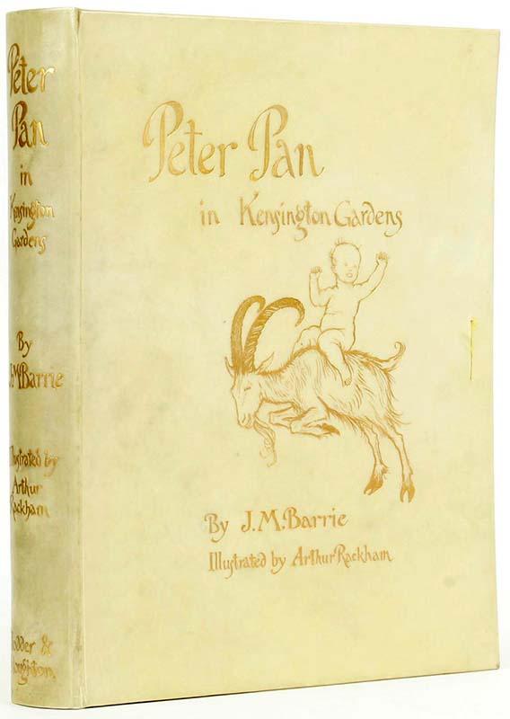 Peter Pan Rackham 1905