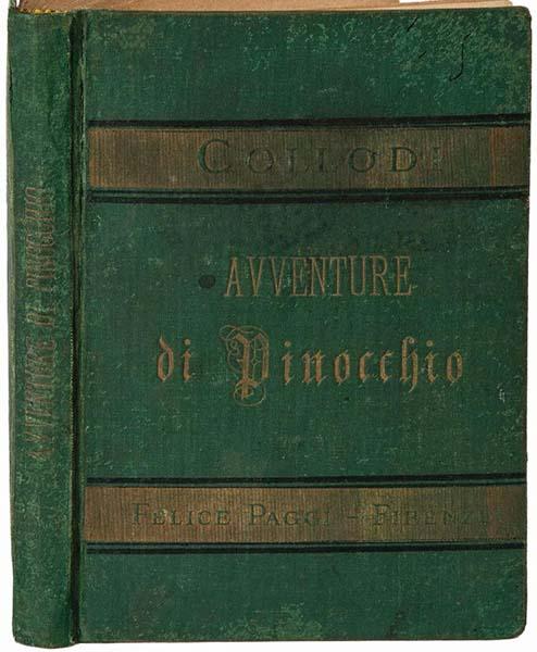 pinocchio - carlo collodi 1883