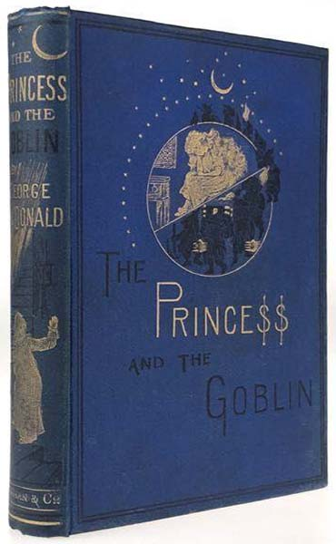 The Princess and the Goblin - George MacDonald 1872