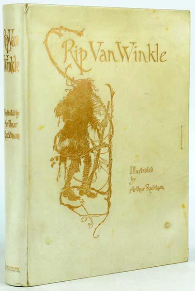 Rip Van Winkle -  Rackham 1905