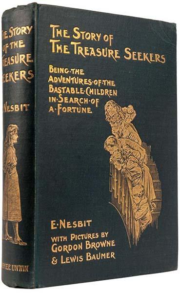 Story Treasure Seekers E Nesbit