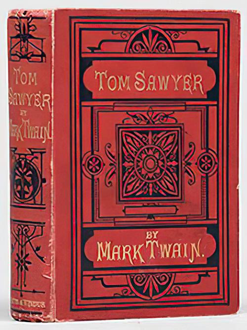 Huckleberry Finn Mark Twain