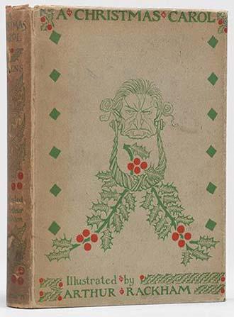 A Christmas Carol - Rackham 1915