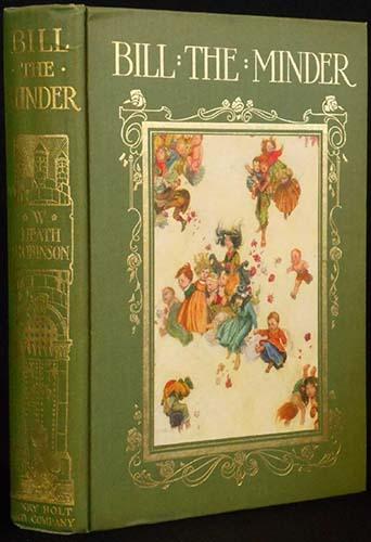 Bill the Minder - heath Robinson 1912