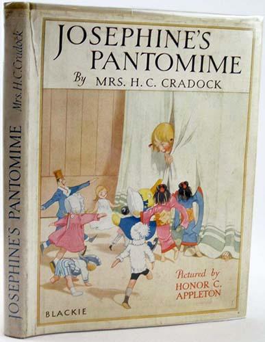 Josephines Pantomine Honor C Appleton