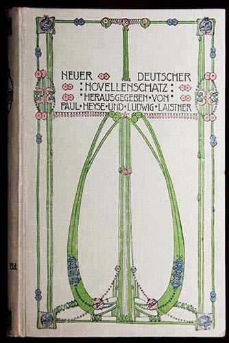 Neuer Deutscher Novellenschatz - Jessie M. King